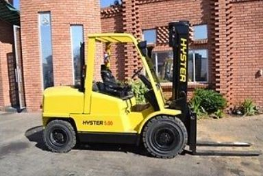 5 ton Hyster H5.00XM Forklift (2016)