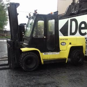 7 ton Hyster forklift (2)